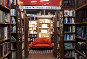 Barter Books, Alnwick, Northumberland